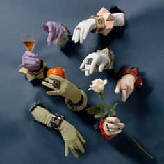 Elke Kramer's Art Deco-inspired costume jewelry