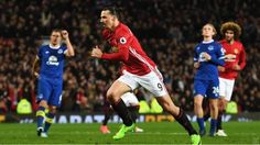 Manchester United rescata empate 1-1 ante el Everton - http://www.notimundo.com.mx/deportes/manchester-united-empate-everton/