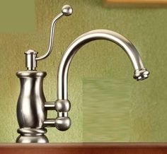 Mico Seashore Collection Faucet (4-Finish Options) Home Decor Kitchen Products. #MicoDesignsLtd