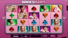 Spela Bridesmaids casino slot från Microgaming hos Unibet Casino