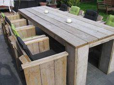 Maak zelf steigerhouten meubelen