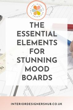 There are 5 elements that you need to consider when creating mood boards for your Interior Design Clients. Find out how your boards measure up... #interiordesignershub Interior Design Resources, Interior Design Business, Interior Design Inspiration, 5 Elements, Object Photography, Different Feelings, Strong Feelings, Essential Elements, Design Strategy