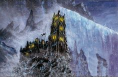 Westeros/The North/The Wall/Shadow Tower - Wiki of Ice and Fire