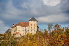 Schloss Neudenstein, Völkermarkt Monument Valley, Nature, Travel, Naturaleza, Viajes, Destinations, Traveling, Trips, Nature Illustration
