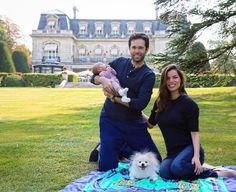 Bárbara Coppel presume orgullosa logro de Amaïa a sus tres meses de edad - quien.com