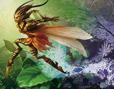 Faeries hold a special importance to the irish. An irish fairy can take any form she wishes.