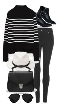"""""""Untitled #8622"""" by nikka-phillips ❤ liked on Polyvore featuring Zara, Cheap Monday, rag & bone, MANGO, 3.1 Phillip Lim, women's clothing, women, female, woman and misses"""