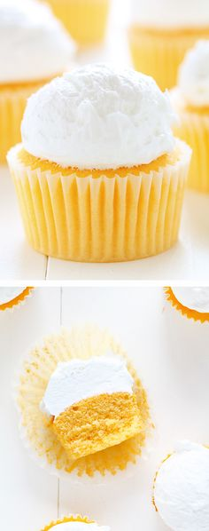 Recreating the famous Orange Creamsicle into cupcake form is one of the best decisions I have ever made. Light. Airy. Fragrant and delicious! A WIN-WIN!