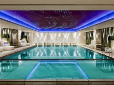 18 indoor pools for year round swimming wohnen wie ich mir das vorstelle pinterest. Black Bedroom Furniture Sets. Home Design Ideas