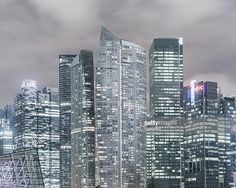 Singapore takes the spot number 10 with Tanjong Pagar Centre holding the title of tallest building, it stands at 290m.