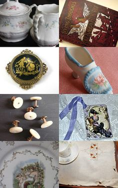 Victorian Style Treasures~ by Cheri on Etsy--Pinned with TreasuryPin.com