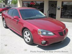 2005 Pontiac Grand Prix 4dr Sdn - Click to see full-size photo viewer