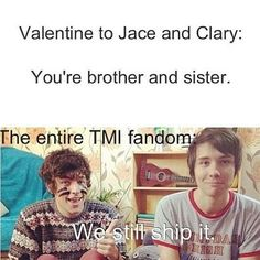 This is so true. Who agrees? That's Dan, but who's the other guy?
