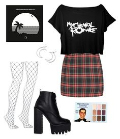 """""""Nadja"""" by elinalidaaa on Polyvore featuring Boohoo and Ana Accessories"""