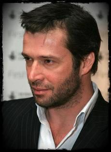 James Purefoy....Joe Carroll on The Following