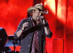 Jason Aldean, shown here performing at the CMA Awards in Nashville in 2014, co-headlines a show with Kenny Chesney Saturday, June 27, at CenturyLink Field.