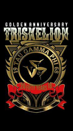 #triskelion #tau gamma #wallpaper #gold #50 #android #iphone #argee #naia sector Ha Wallpaper, Black Wallpaper, Iphone Wallpaper, Cartoon Car Drawing, Car Drawings, Tau Gamma, Frame Clipart, Fraternity, Juventus Logo