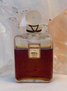 Weil Zibeline 30 ml. or 1 oz. Flacon Pure Parfum by ParfumsDeParis