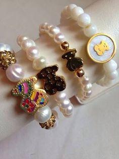 Resultado de imagen para perlas de rio collares