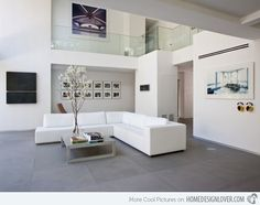 Looking for Contemporary Living Space and Living Room ideas? Browse Contemporary Living Space and Living Room images for decor, layout, furniture, and storage inspiration from HGTV. Classy Living Room, Living Room Grey, Living Room Modern, Living Room Designs, Living Rooms, Living Area, Living Spaces, Home Design, Modern House Design