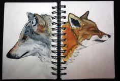 Wolf/fox