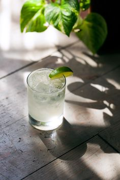 Caipirinha | The national drink of Brazil couldn't be easier to make—just 3 ingredients, and you'll be sipping paradise.