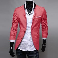 Blazer Men 2017 New Arrival Clothes Listing Fashion