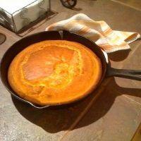 I did make this cornbread , increased the sugar a bit , totally delicious !!! Cornbread In Cast Iron Skillet Recipe