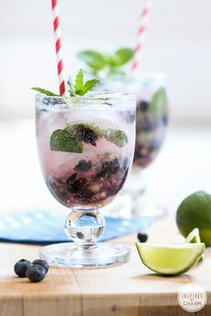 My favourite drink in the summer - Mojito