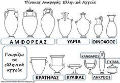 Ancient Greek Art, Ancient Greece, Greek History, World History, Greece Art, Teachers Corner, Roman Art, Teaching History, School Themes