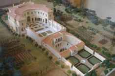 Villa Giulia - 1553 - Vignole - jardins&casino (nymphée antiquisant)
