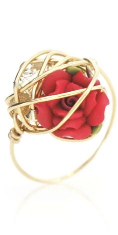Kat&Bee Fethee 14ct Gold Ring on shopstyle.com