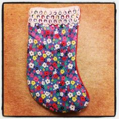Diy baby clothes stocking