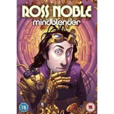 http://ift.tt/2dNUwca | Ross Noble: Mindblender DVD | #Movies #film #trailers #blu-ray #dvd #tv #Comedy #Action #Adventure #Classics online movies watch movies  tv shows Science Fiction Kids & Family Mystery Thrillers #Romance film review movie reviews movies reviews
