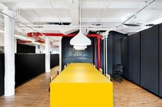 Here Is An Open Office Any Employee Would Love   Fast Company   Business + Innovation