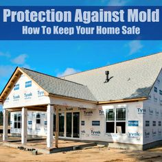 Protection Against Mold - How To Keep Your Home Safe #TrustTyvek #healthyhome ⋆ The Stuff of Success #ad