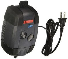 Pumps Air 100351: Aqua Tank - Air Pump 200 W Diffusers -> BUY IT NOW ONLY: $51.2 on eBay!
