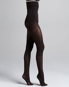 Haute Contour High-Waist Tights by Spanx at Neiman Marcus.