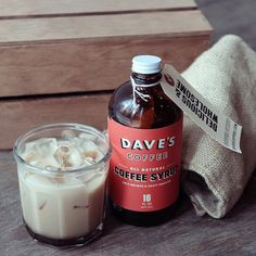 Rhode Island's State Drink The Coffee Milk ft. @davescoffee Syrup #RI #coffee #coldbrew #coffeemilk #rhodeisland #coffeetime #coffeelover #coffeeshop #coffeebreak #sunday #overice #goodmorning #mantry #instagood #instafood #milk #EEEEETS #yelp #saveur #food #travel #autocrat #breakfast #brunch #recipe #feedfeed #foodporn #nomnom #drinks #icedcoffee by mantry