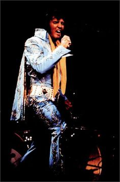 Lot Detail - Elvis Presley's Madison Square Garden Jumpsuit