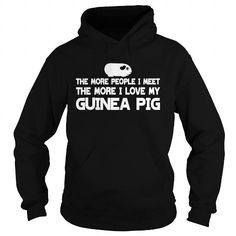 This is a great gift for Pig lovers Guinea Pig Tee Shirts T-Shirts