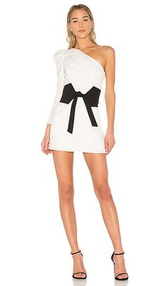 online shopping for x REVOLVE Mal Dress Lovers + Friends from top store. See new offer for x REVOLVE Mal Dress Lovers + Friends Maddie Ziegler, Spring Dresses, Short Dresses, Off One Shoulder Dress, One Sleeve Dress, Swimming Outfit, Sexy Legs And Heels, Short Cocktail Dress, Lovers And Friends