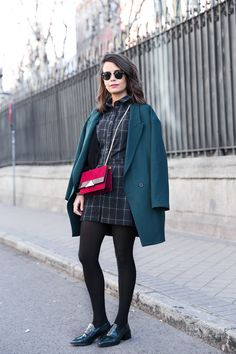 Plaid_Jumpsuit-Asos-Collage_Vintage-Burgundy_Green-Street-Style-13