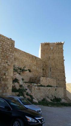 Shobak Castle.