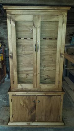 I'm pretty proud of this piece. …since I'm fairly new to woodworking. (Less than 9 months) and of course. .I don't have very many tools…lol I always wanted to have a something that had a secret door or hidden compartment. …something cool like...