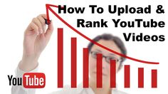 In this video I  share some tricks and tips on How To Load A Video To YouTube To Get Ranked    Uploading your YouTube video correctly ensures you get the edge over your competition… Follow these simple steps on How to load a video to YouTube so i...