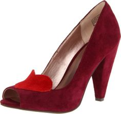Seychelles Women's Ready For Anything Suede Peep-Toe Pump