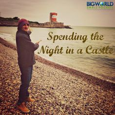 Spend the Night in a Castle on Jersey, CI {Big World Small Pockets}