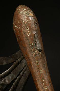 Ceremonial Axe Kilonda Songye, D.R. Congo :: ERTribal Tribal Art, Congo, Axe