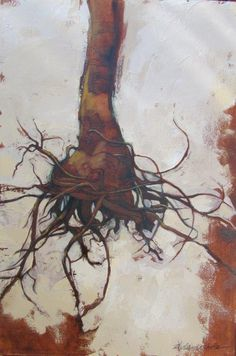 Uprooted I Paintings, Art, Art Background, Paint, Painting Art, Kunst, Performing Arts, Painting, Painted Canvas